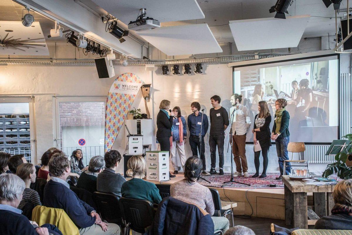 Welcome to Bremen Release Veranstaltung